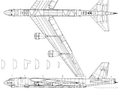 B 52 Stratofortress Diagram B-52 Crew Members Wiring